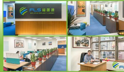 FLS PROJECTS TAIWAN NEW OFFICE OPEN FOR BUSINESS!