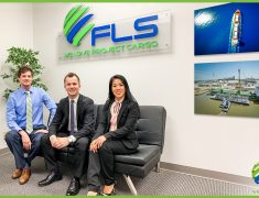 FLS PROJECTS (USA) INC. MOVED INTO A NEW OFFICE!
