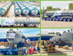 FLS PROJECTS INDONESIA SAFELY DELIVERED A 90MT STEAM DRUM TO SITE IN WEST JAVA.