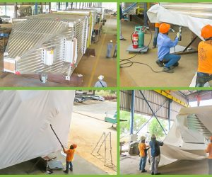 FLS PROJECTS PROVIDING ALL KIND OF PACKING SOLUTIONS!
