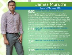 INTERVIEWS WITH FLS's BEST! – JAMES MURUTHI