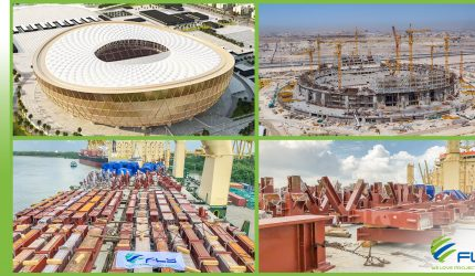 FLS PROJECTS IS VERY PROUD TO TAKE PART IN THE 2022 FIFA WORLD CUP
