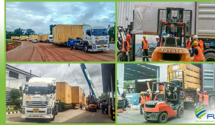 ALL ABOUT FLS PROJECTS' LOADING AND UNLOADING SERVICES.