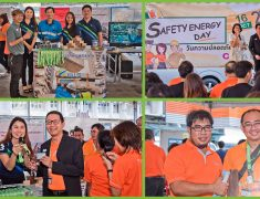 FLS INVITED BY THE MEA TO JOIN THEIR ANNUAL SAFETY ENERGY DAY IN BANGKOK.