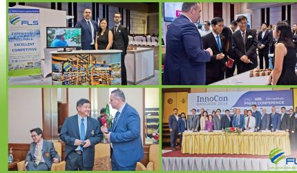 FLS PROJECTS IS SUPPORTING LARGE-SCALE INFRASTRUCTURE PROJECTS IN THAILAND!