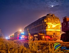 FLS PROJECTS THAILAND DELIVERS LOCOMOTIVES AND ACCESSORIES FOR IPL INTERNATIONAL TO THEIR RECENT RAILWAY PROJECT IN LAOS!